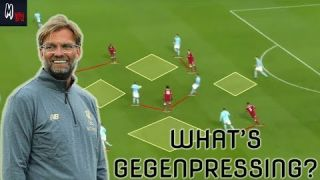 "What's Counter-Pressing? ""Gegenpressing"" / Football Basics Explained"